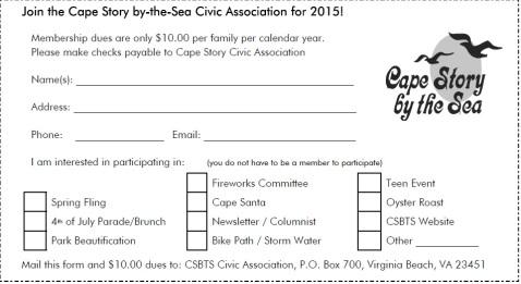 2015 Membership Form2