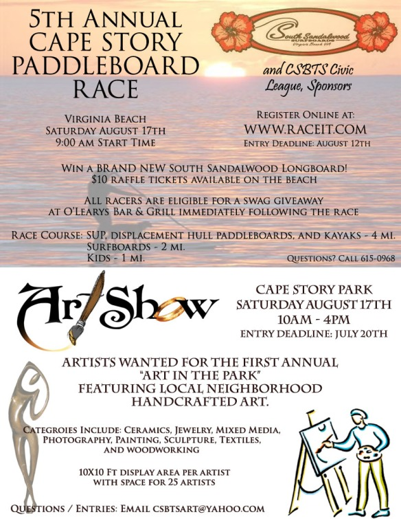 PB Race and Art Show